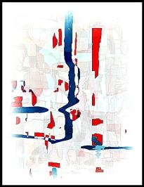 abstractaon XIX